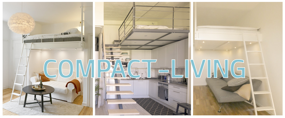 compact living banner