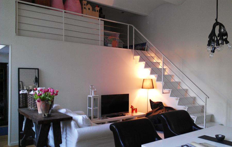 projekt Marie med Steg_Stair away