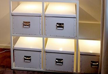 Stair Away med lådor