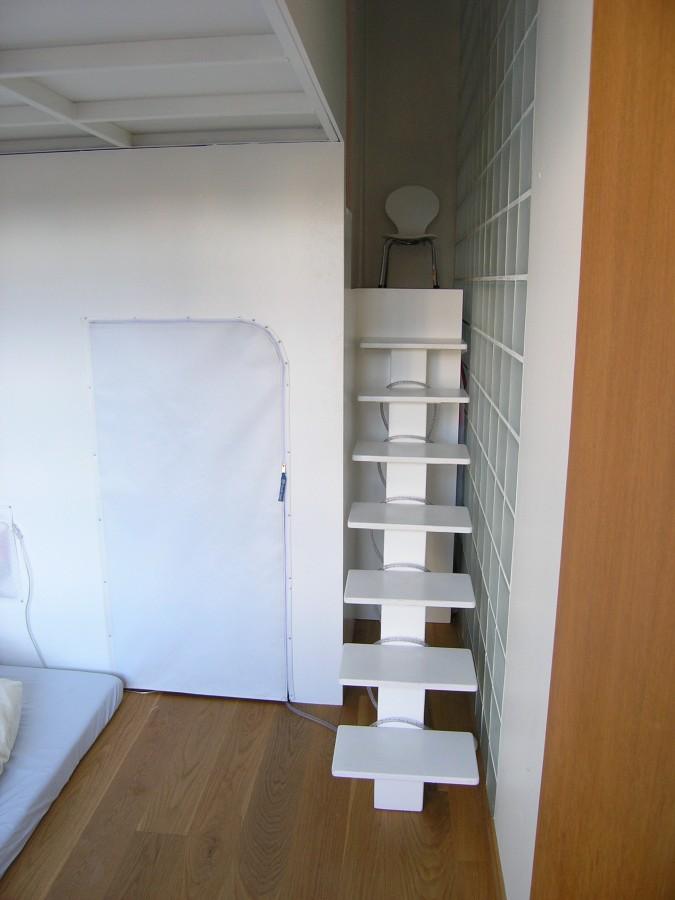 Bygga trappa till loft
