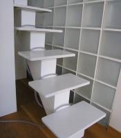 Special trappa med kundens design