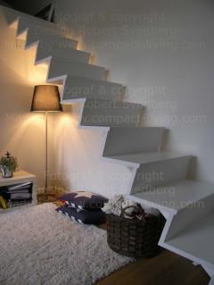 trappa mått bredd